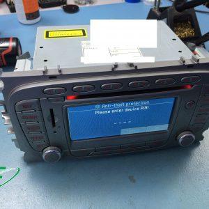 Service Navigatii Ford Blaupunkt FX LSRNS