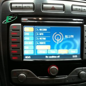 Reparatii navigatii Ford Blaupunkt NX, HSRNS, Mondeo, Kuga,etc.2008-2010